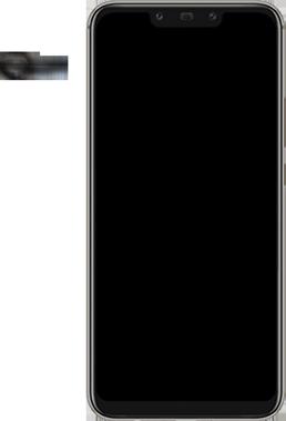 Huawei Mate 20 Lite - SIM-Karte - Einlegen - Schritt 2