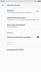 Nokia 8 - Android Pie - Netzwerk - So aktivieren Sie eine 4G-Verbindung - Schritt 9