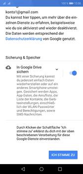 Huawei P20 - E-Mail - Konto einrichten (gmail) - Schritt 11