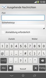 Sony Xperia E1 - E-Mail - Konto einrichten - Schritt 14