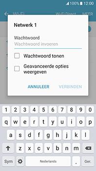 Samsung Galaxy J7 (2016) (J710) - wifi - handmatig instellen - stap 7