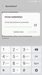 Samsung Galaxy A5 (2017) - Anrufe - Rufumleitungen setzen und löschen - 10 / 13