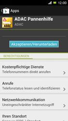 Sony Xperia J - Apps - Herunterladen - 22 / 25