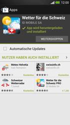 HTC One - Apps - Installieren von Apps - Schritt 16