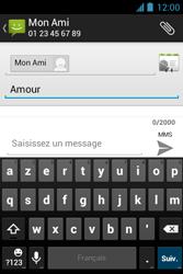 Bouygues Telecom Bs 351 - Contact, Appels, SMS/MMS - Envoyer un MMS - Étape 11