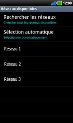 LG P970 Optimus Black - Réseau - utilisation à l'étranger - Étape 11