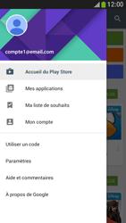 Samsung Galaxy S 4 LTE - Applications - Comment vérifier les mises à jour des applications - Étape 5