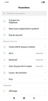 Xiaomi Pocophone F1 - Internet - Configuration manuelle - Étape 4