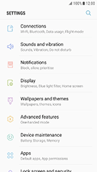 Samsung Galaxy Xcover 4 - MMS - Manual configuration - Step 4