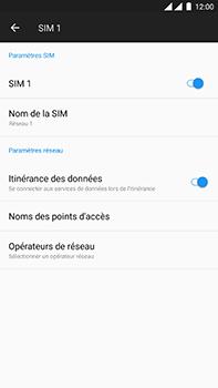 OnePlus 3 - Android Oreo - Internet - Désactiver du roaming de données - Étape 6