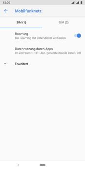 Nokia 9 - Ausland - Im Ausland surfen – Datenroaming - Schritt 11