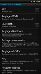 Sony LT22i Xperia P - Internet - Configuration manuelle - Étape 5