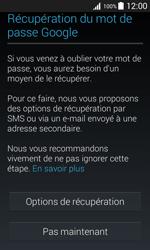 Samsung G388F Galaxy Xcover 3 - Applications - Créer un compte - Étape 12