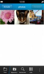 BlackBerry Z10 - E-mail - Envoi d