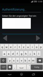 Sony Xperia T3 - Apps - Konto anlegen und einrichten - 17 / 22