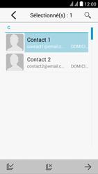 Huawei Y625 - E-mail - envoyer un e-mail - Étape 6