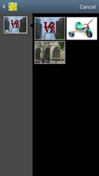 Samsung N7100 Galaxy Note II - MMS - Sending pictures - Step 12