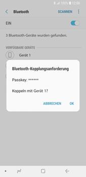 Samsung Galaxy S9 - Bluetooth - Verbinden von Geräten - Schritt 8