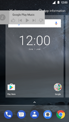 Nokia 3 - Getting started - Installing widgets and applications on your start screen - Step 7