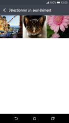 HTC Desire 626 - Contact, Appels, SMS/MMS - Envoyer un MMS - Étape 19
