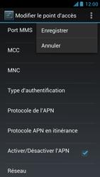 Acer Liquid Z5 - Internet - Configuration manuelle - Étape 19