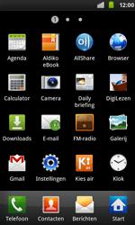 Samsung I9001 Galaxy S Plus - E-mail - handmatig instellen - Stap 3