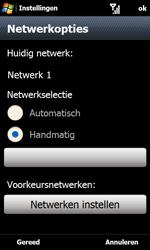 Samsung B7610 Omnia Qwerty - Buitenland - Bellen, sms en internet - Stap 10