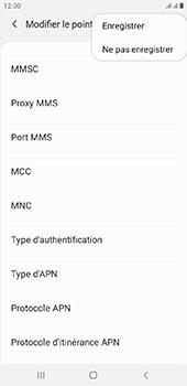 Samsung Galaxy J4 Plus - Internet - configuration manuelle - Étape 19