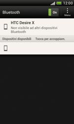 HTC Desire X - Bluetooth - Collegamento dei dispositivi - Fase 7