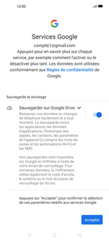 Oppo Find X2 Pro - E-mail - 032a. Email wizard - Gmail - Étape 11