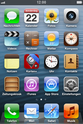 Apple iPhone 3GS - Software - Installieren von Software-Updates - Schritt 1