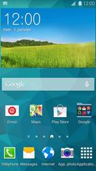 Samsung G900F Galaxy S5 - MMS - Configuration automatique - Étape 3