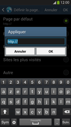 Samsung I9505 Galaxy S IV LTE - Internet - Configuration manuelle - Étape 22