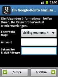 Samsung Galaxy Pocket - Apps - Einrichten des App Stores - Schritt 11