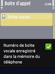 Nokia N86 - Messagerie vocale - Configuration manuelle - Étape 7