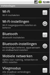 LG GW620 - bluetooth - aanzetten - stap 5