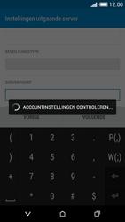 HTC Desire 816 - E-mail - e-mail instellen: POP3 - Stap 18
