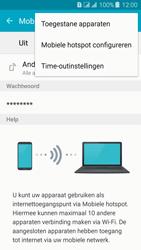 Samsung Galaxy J3 (SM-J320FN) - WiFi - Mobiele hotspot instellen - Stap 7