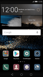 Huawei P8 - Software - Update - Schritt 1