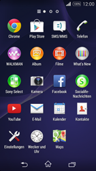 Sony Xperia E3 - Apps - Konto anlegen und einrichten - 3 / 25