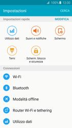 Samsung Galaxy S6 Edge - WiFi - Configurazione WiFi - Fase 4