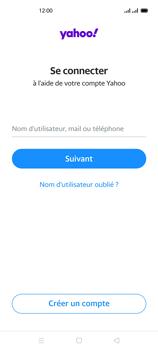 Oppo Reno 4 - E-mails - Ajouter ou modifier votre compte Yahoo - Étape 8
