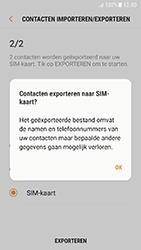 Samsung Galaxy J5 (2017) (SM-J530F) - Contacten en data - Contacten kopiëren van toestel naar SIM - Stap 13
