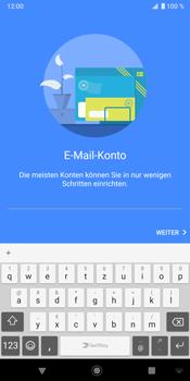 Sony Xperia XZ3 - E-Mail - Konto einrichten - Schritt 7