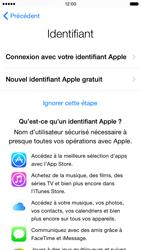 Apple iPhone 6 iOS 8 - Premiers pas - Créer un compte - Étape 13