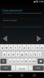 Sony Xperia Z1 - Applicazioni - Configurazione del negozio applicazioni - Fase 11