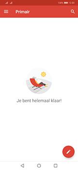 Huawei Mate 20 Pro - E-mail - Handmatig instellen (gmail) - Stap 13