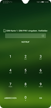 Huawei Mate 20 - Internet - Manuelle Konfiguration - Schritt 32