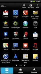 HTC S728e One X Plus - Bellen - in het buitenland - Stap 3