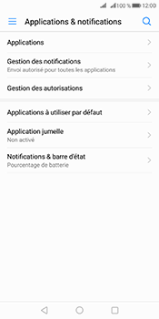Huawei Mate 10 Pro - Applications - Supprimer une application - Étape 4